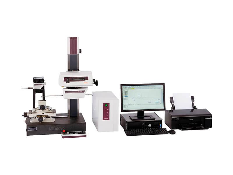 Приборы для измерения профиля, шероховасти и отклонений формы поверхности