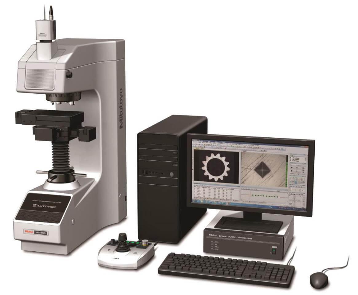 Приборы для измерения твердости